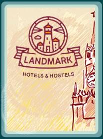 Landmark hostel в москве