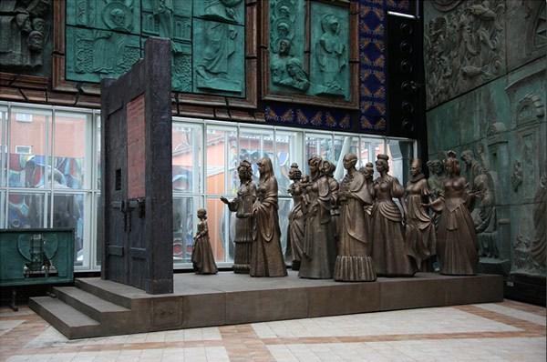 Музей зураба церетели