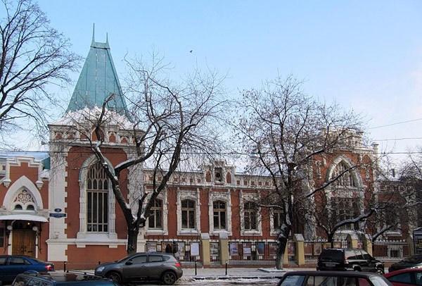 Картинки по запросу Театральный музей имени Бахрушина москва