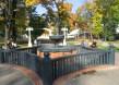 Сад Эрмитаж в Москве
