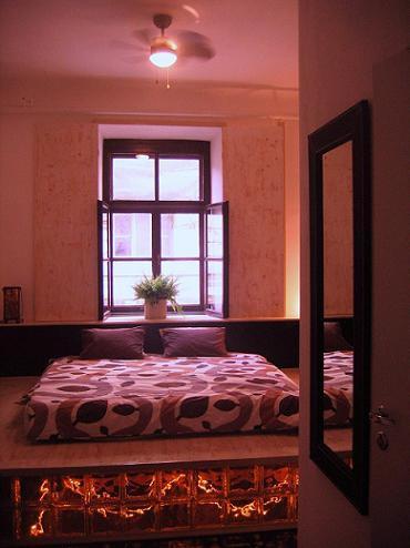 Хостел Артель в Театральном проезде в москве, двухместная комната