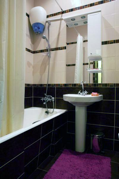 Хостел Fresh Hostel на улице Сретенка переулке в Москве,  ванная комната