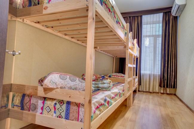 Фотография хостела Home Light Hostel в Москве