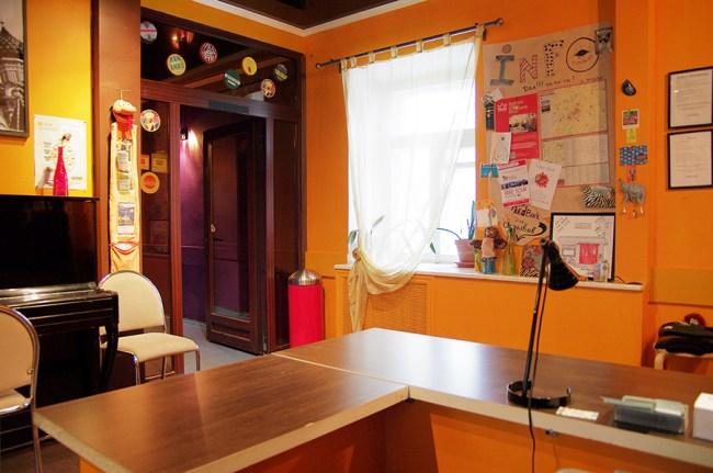 Фотография хостела BANANAS Hostel/БАНАНАС Хостел в Москве