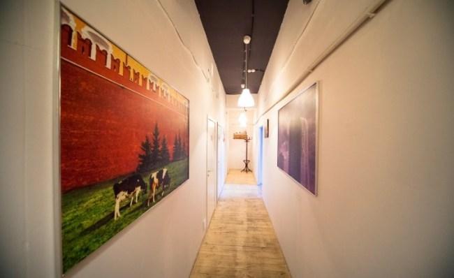 Фотография хостела Fabrika Hostel & Gallery в Москве