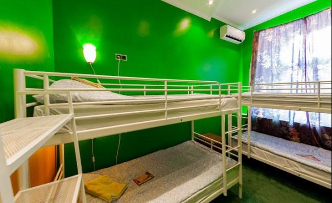 Фотография хостела Bear Hostel на Маяковской в Москве