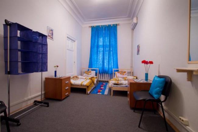 Dmitrovka hostel, Двухместный номер