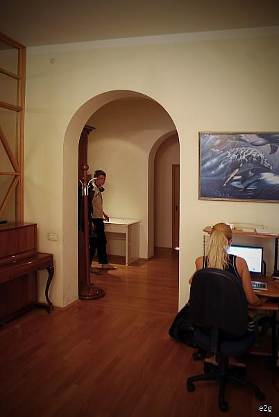 Фотография хостела 1st Arbat Hostel в Москве