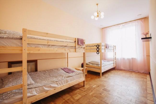 Фотография хостела БМ хостел (BM hostel) в Москве