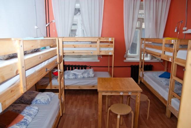 Фотография хостела Art Space hostel в Москве