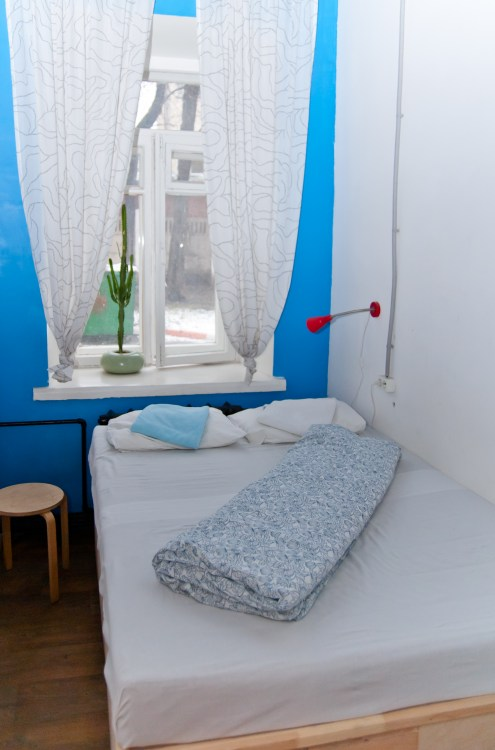 Фотография хостела Art Space hostel в Москве