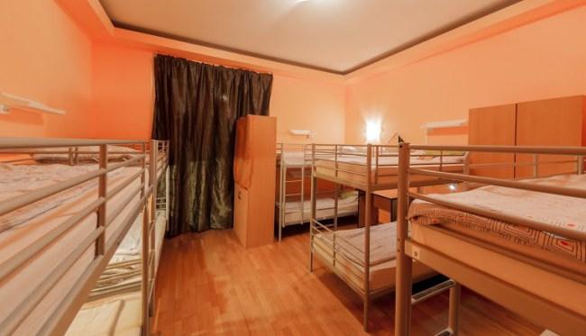 Фотография хостела Bear Hostel на Смоленской в Москве