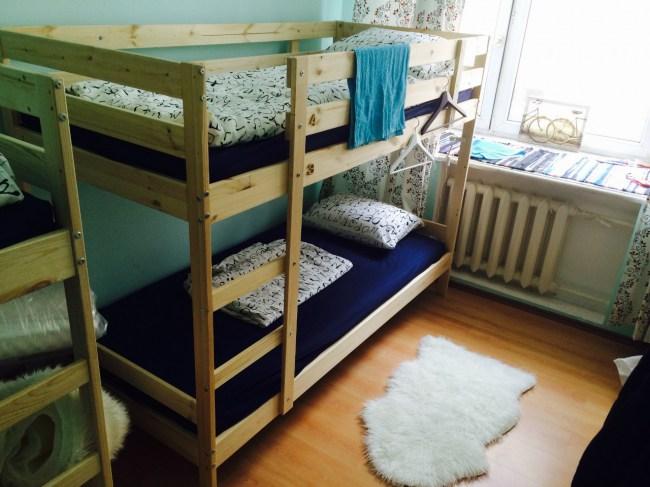 Фотография хостела Friday Hostel в Москве