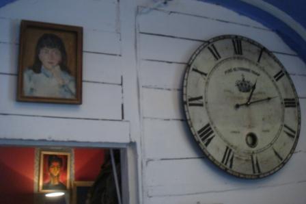 Хостел Булгаков на Арбате, коридор