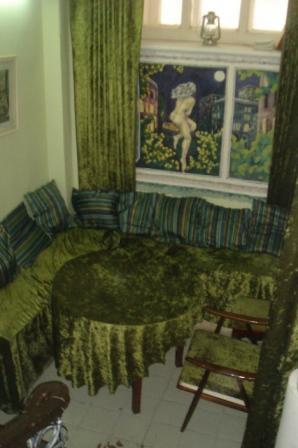 Хостел Булгаков на Арбате, комната отдыха