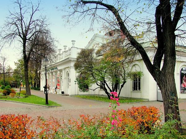 Фотография достопримечательности Сад Эрмитаж
