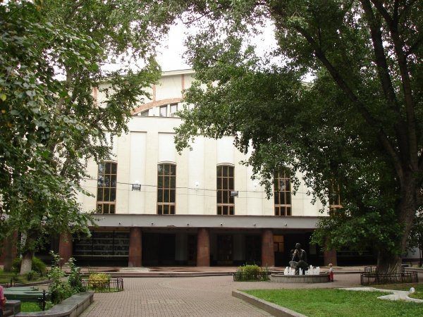 Фотография достопримечательности Театр им. Моссовета