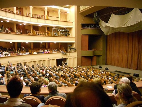 Фотография достопримечательности. Театр им. Моссовета в Санкт-Петербурге