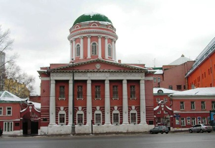 Фотография достопримечательности Музей современной истории России