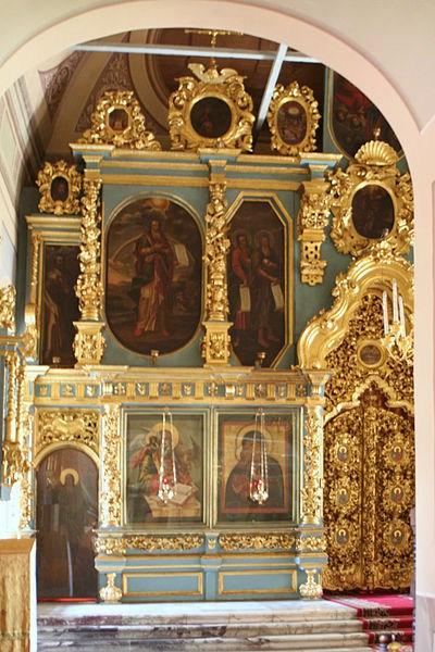 Фотография достопримечательности. Храм Успения Пресвятой Богородицы в Санкт-Петербурге