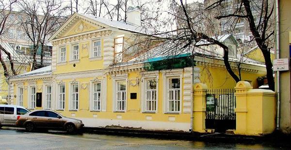 Фотография достопримечательности Дом-музей А. И. Герцена