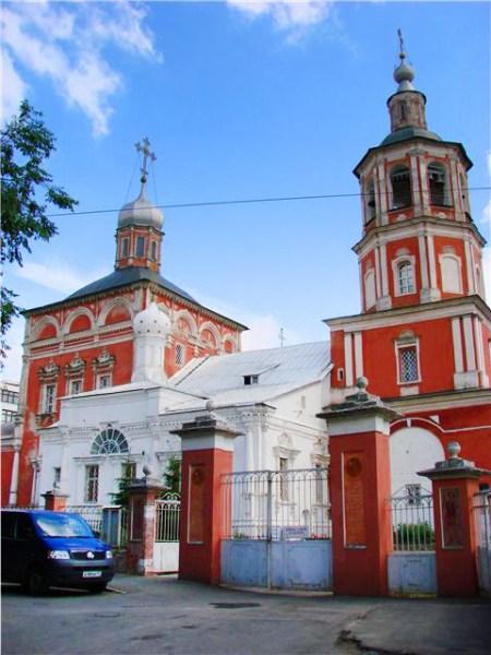 Фотография достопримечательности. Храм Введения в Барашах в Санкт-Петербурге
