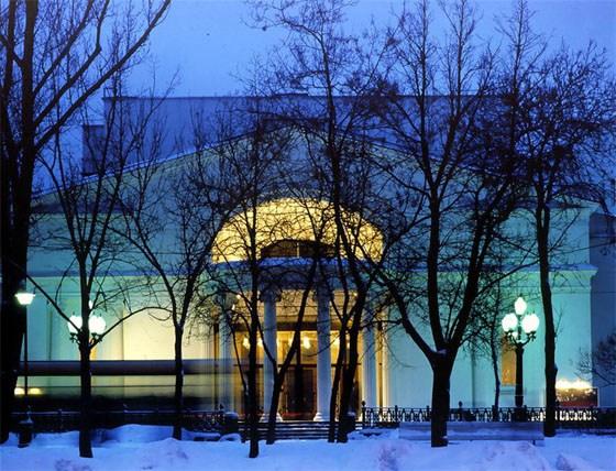 Фотография достопримечательности. Театр «Современник» в Санкт-Петербурге