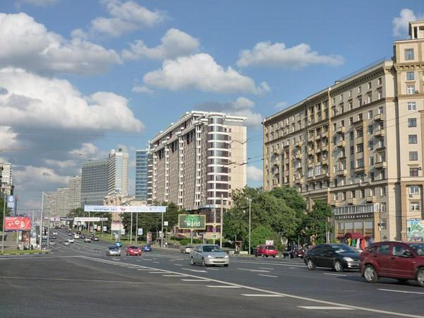 Фотография достопримечательности. Новый Арбат в Санкт-Петербурге