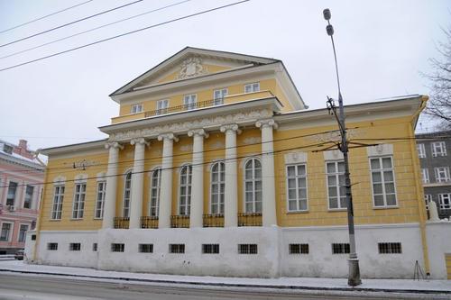 Фотография достопримечательности Музей Пушкина