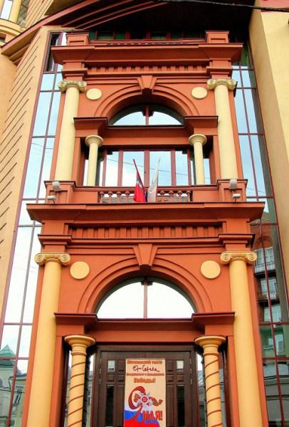 Фотография достопримечательности. Театр «Et Cetera» в Санкт-Петербурге