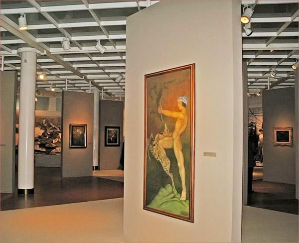 Фотография достопримечательности. Государственная Третьяковская галерея в Санкт-Петербурге