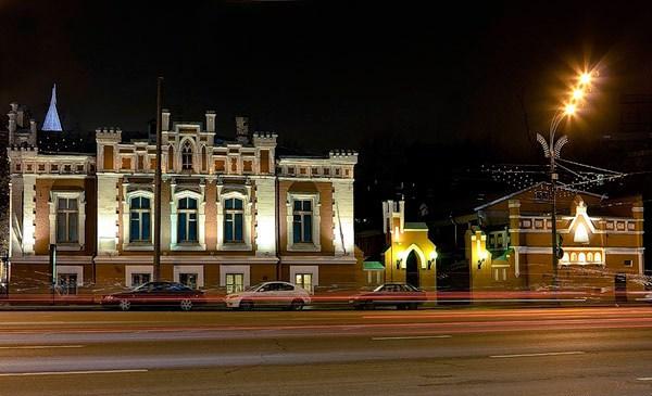 Фотография достопримечательности. Театральный музей им. Бахрушина в Санкт-Петербурге