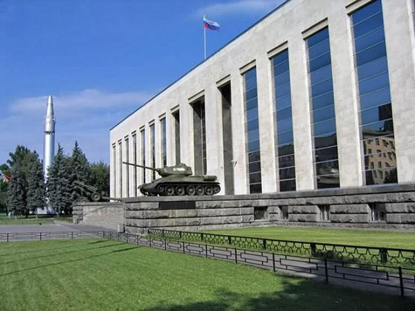 Фотография достопримечательности Музей Вооруженных сил