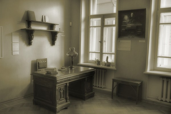 Фотография достопримечательности Музей-квартира Булгакова