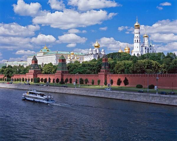 Фотография достопримечательности. Кремль в Санкт-Петербурге
