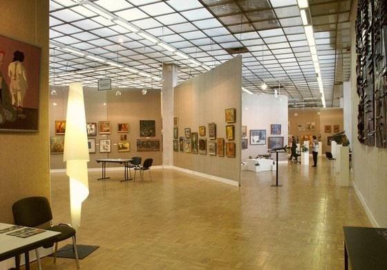 Фотография достопримечательности Центральный дом художника