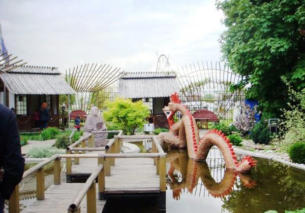 Фотография достопримечательности. Парк Искусств в Санкт-Петербурге