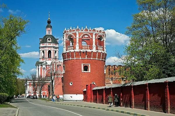 Фотография достопримечательности Донской монастырь