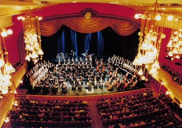 Фотография достопримечательности. Новая Опера в Санкт-Петербурге