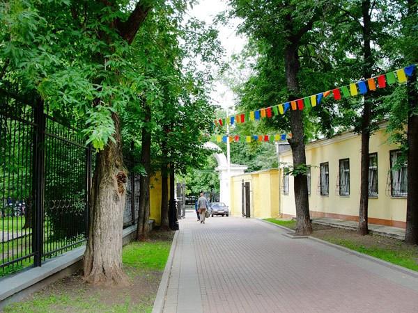 Фотография достопримечательности Сад им. Баумана