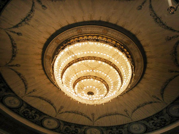 Фотография достопримечательности. Театр Оперетты в Санкт-Петербурге