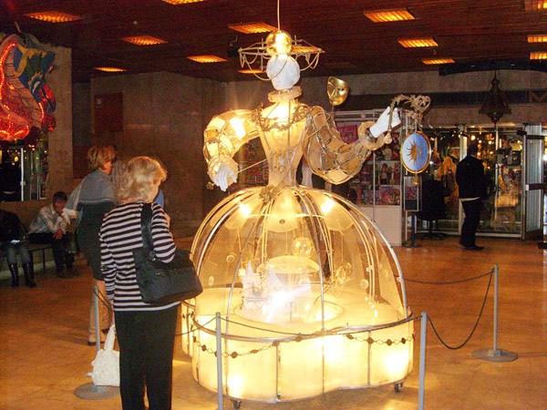 Фотография достопримечательности. Театр Кукол им. С.В. Образцова в Санкт-Петербурге