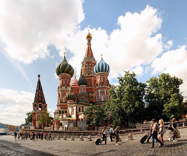 Фотография достопримечательности Красная площадь