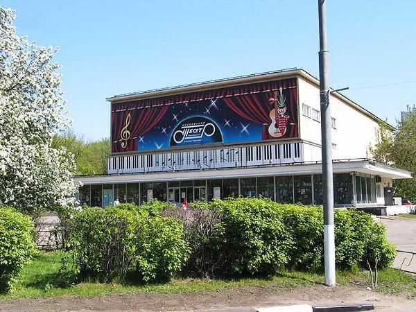 Фотография достопримечательности. Театр под руководством Г. Чихачёва в Санкт-Петербурге