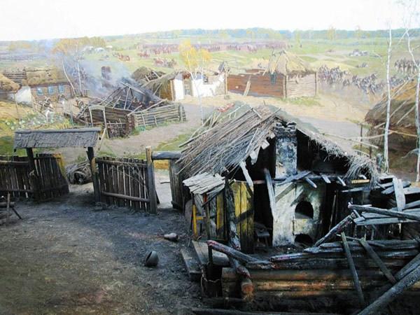 Фотография достопримечательности. Музей-панорама «Бородинская битва» в Санкт-Петербурге