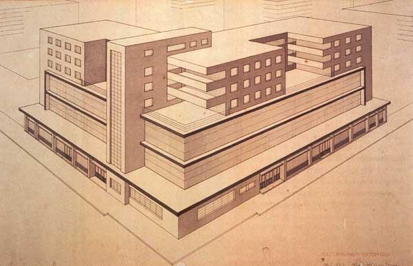 Фотография достопримечательности Музей истории Московской архитектурной школы
