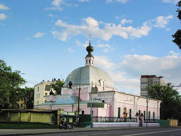 Фотография достопримечательности Храм Николая Чудотворца в Покровском
