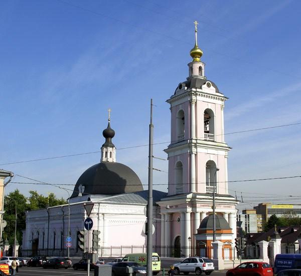 Фотография достопримечательности. Храм Николая Чудотворца в Покровском в Санкт-Петербурге