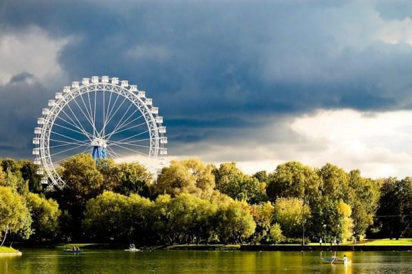 Фотография достопримечательности. Парк Измайлово в Санкт-Петербурге
