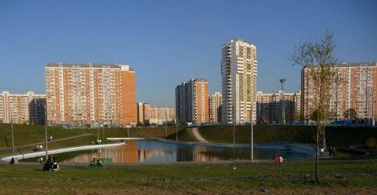 Фотография достопримечательности. Дюссельдорфский парк в Санкт-Петербурге